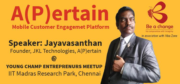 Be a Change Meetup Cover Image